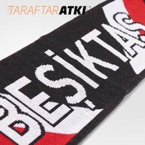 Beşiktaş Lisanslı Atkısı