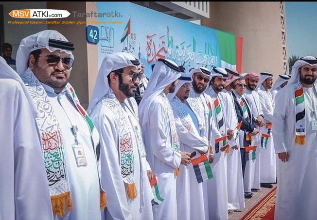 uae national day scarf